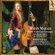 Marin Marais : Suite D'un Gout Etranger (Savall) CD 2 discs (2006) ***NEW***
