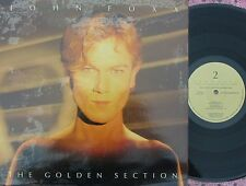 John Foxx ORIG UK LP Golden section EX '83 Ultravox Post Punk New wave Synth pop