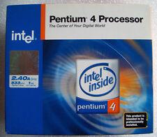 Intel Retail Boxed P4-2.4 Ghz PGA478 533MHZ 1MB Cache BX80546PE2400ESL88F(New)