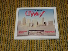 Microprose-Sid Meier'S CIVNET CIV Net Bedienungsanleitung 1995
