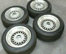 205 55 R16 & 225 50 16 SET BBS WHEELS AND TIRES