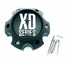 KMC XDSeries 796 797 798 Matte Flat Black 6 Lug Wheel Center Cap 1079L140MB FORD
