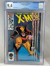 Uncanny X-Men #207 CGC 9.4 NM 7/86 1986 Marvel Comics Claremont Romita WP