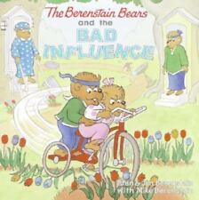 The Berenstain Bears and the Bad Influence-ExLibrary