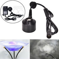 Ultrasonic Mist Maker Water Fountain Pond Atomizer Air Humidifier with Plug   I