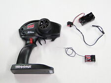 **NEW TRAXXAS TQ 2.4ghz 3 Channel Radio System & Receiver T MAXX 2.5 RW