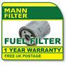 WK1142x MANN HUMMEL FUEL FILTER (Various Construction) NEW O.E SPEC!