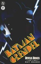 BATMAN GRENDEL #1-2 DEVIL'S RIDDLE & DEVIL'S MASQUE NEAR MINT 1996 DC MN-1426