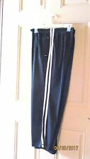 Made for Life Womens Athletic Pants Size PL Black Pink Quick Dri