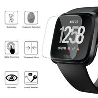Tempered Glass Screen Protector Saver for Fitbit Versa Watch