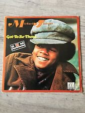 "Michael Jackson LP "" GOT TO BE THERE "" Rare BRESIL / BRAZIL !! Excellent !!"