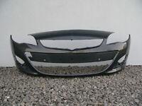 Opel Astra J vor Facelift Stoßstange vorne PDC