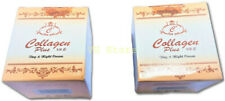 2 Boxes Fade Cream Collagen Plus Vitamin E Whitening Day & Night Wrinkle Removal