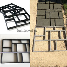 Driveway Paving Pavement Mold Concrete Stepping Stone Pathmate Mould Paver 45X40