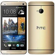 "HTC ONE M7 3G 4.7"" Smartphone 2GB+32GB Android 4.1.2 Quad-core Gold EU"