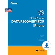 Stellar Phoenix Data Recovery for iPhone Windows