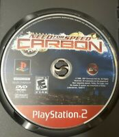 Need for Speed: Carbon (Sony PlayStation 2, 2006) PS2 Disc Only