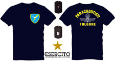 T-SHIRT FOLGORE COLORE BLU - ORIGINALE
