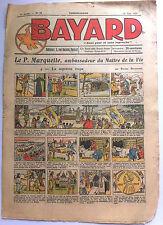 "BAYARD n°76 du 13/6/1937; Le Totem du ""vieux cerf"""