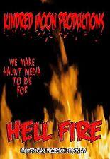 Hell Fire Halloween Projection Effects DVD Halloween props