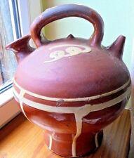 pot a anse poterie  terre vernissé, Saone? savoie?boult  languedoc? a definir