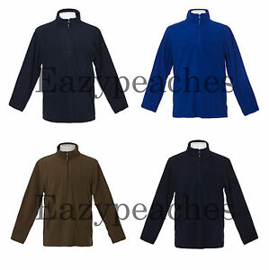 REEBOK - Men's Size S-XL 2XL 3XL 4XL 5XL, 1/4 Zip, MAXX, Antipill Fleece, Jacket