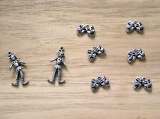Lot of Charms Pendants Joker Comedy & Tragedy Mask Jewelry Making Craft Beads