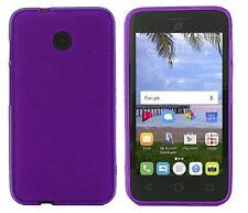 TPU Flexible Skin Gel Case Phone Cover for Alcatel One Touch Pixi Unite A466BG