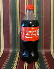 Haunted Mansion Coke Bottle from 2018 Theme Park Exclusive Disneyland Wdw rare
