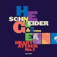 HELGE SCHNEIDER & PETE YORK - HEART ATTACK NO.1   CD NEU