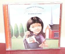 I Belong to the Church of Jesus Christ of Latter-day Saints Music CD LDS Mormon