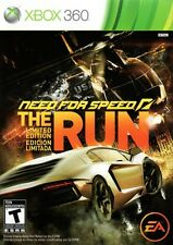 Need For Speed The Run Limited Edition Xbox 360 Great Condition Complete