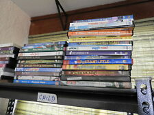 Children'S Movie Lot, Cartoons (Dvd) $.45 Shipping After 1St