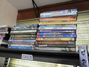 CHILDREN'S MOVIE, CARTOONS (DVD) YOUR SEARCH IS ON THIS LIST