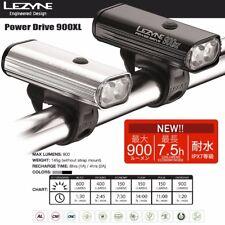 Outdoorlampe LEZYNE POWER DRIVE 900 XL - BLACK- LED - LOADED (BOX)-UVP 119€ -NEU