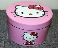Hello Kitty Lot of Jewelry and Trinket Box LN!