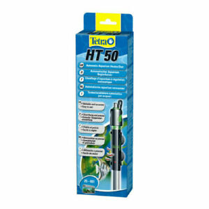 Tetra Tec Heater Compact Thermostat HT50 New Aquarium Aquatic - @ BARGAIN PRI...