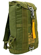 AC-USA Classic Jumper Parachute Backpack Military Flight Style Hike Day Bag ODG*
