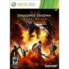 Dragon's Dogma: Dark Arisen [Xbox 360, NTSC, Action Adventure Fantasy RPG] NEW