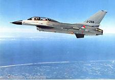 Postcard 243 - Plane/Aviation F16
