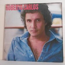 """33 tours Roberto CARLOS Disque Vinyle LP 12"""" HONESTLY - NIAGARA - CBS 85267 RARE"""
