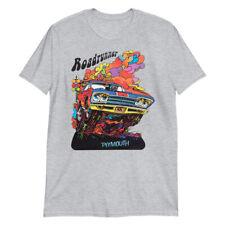 Vintage Mopar Plymouth Road Runner Shirt Vintage Plymouth Road Runner Car Shirt