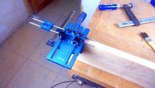 woodworking Dowel Jigs Dowelling Jig Kit With 3 Metric Dowel Holes(6mm,8mm,10mm)