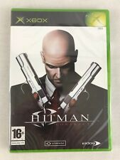 Xbox Hitman Contracts (2004), Brand New & Microsoft Factory Sealed, Light Mark