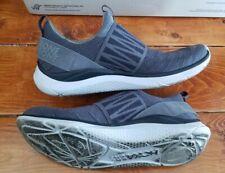 Hoka One One Hupana Slip On 1094002 Running Shoes Women's Size 8 Grey White