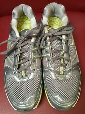 Skechers Shape Up Toner Get Sculpted Womens Silver Lime Shoes Sneakers Size 7.5