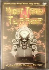 Night Train to Terror (DVD) VG Richard Moll Cameron Mitchell RARE free shipping