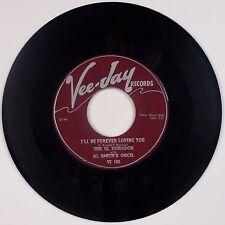 EL DORADOS: I'll Be Forever Loving You VEE JAY Doo Wop GORGEOUS VG++ 45 Super!