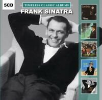 Frank Sinatra - Five Timeless Classic Albums (5 CD) NEW SEALED
