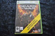 Gears Of War Bundle Copy Not For Resale XBOX 360